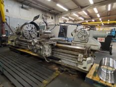 Axelson 32 Manual Lathe (Opening bid Includes Rigging Fee)