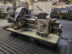 Warner & Swasey M-470 Turret Lathe (Opening bid Includes Rigging Fee)