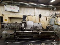 """Axelson 25 25"""" Engine Lathe (Opening bid Includes Rigging Fee)"""