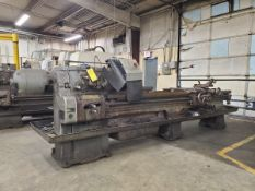 """Axelson 16"""" Manual Lathe (Opening bid Includes Rigging Fee)"""