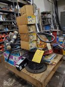 Assorted Electrical Contents To Include But Not Limited To: Connectors, Couplings, Assorted Wire,