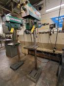 """Powermatic 1150 16"""" Drill Press 8"""" Throat, W/ 3/4HP Motor, 14"""" x 10"""" Base Plate"""