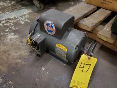 Dayton Motor 1-1/2HP, 115/208-230V, 1725RPM, 60HZ, 1PH, Frame-145T