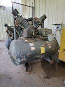 Compressor W/ Kaeser Dryer, 100SCFM@125psi, 180F, 230V, 1PH, 60HZ