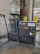 Landa VHG4-30024C/PL Pressure Washer 460V, 3PH, 60HZ, 15A, 225F, 3,000psi; 1737hrs