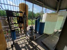 Osmosis System W/ Aqua Seal Controller; W/ 8.5Gal Precharged Water Tank, 100psi; W/ (2) 700Gal
