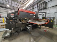Vipros VP305072 30 Ton Turret Punch Press 460/230V, 3PH, 60HZ; W/ (2) Aut-Indexes; X-Axis: 72.00,