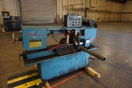 DoAll C916-A Horizontal Bandsaw (LOCATION: 1700 Columbian Club Dr, Carrollton, TX 75006)