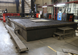 Kinetic Model K2500-DA 2,500-Watt CNC Plasma Cutting Table (Location: Colorado)