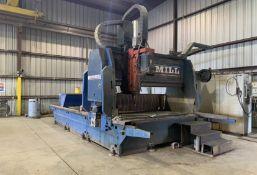 Quickmill Gantry Type CNC Machining Center