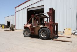 TAYLOR APPROX 36,000 LB Forklift, Has Transmission Issue