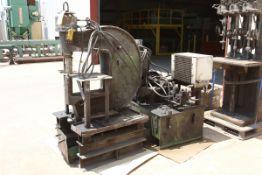 WHITNEY C Frame Punch w/ Hydraulic Unit