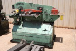 PIRANHA P90 90 Ton Ironworker