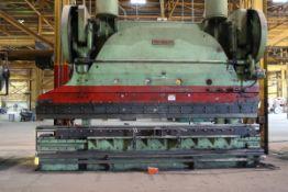 CINCINNATI 18' X 340 Ton Mechanical Press Brake (No Dies)