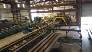 2007 Controlled Automation Punch Line and Hem Saw