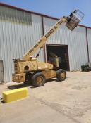 Grove MZ 66A Manlift, Approx: 60' Reach, Hours: 7,983