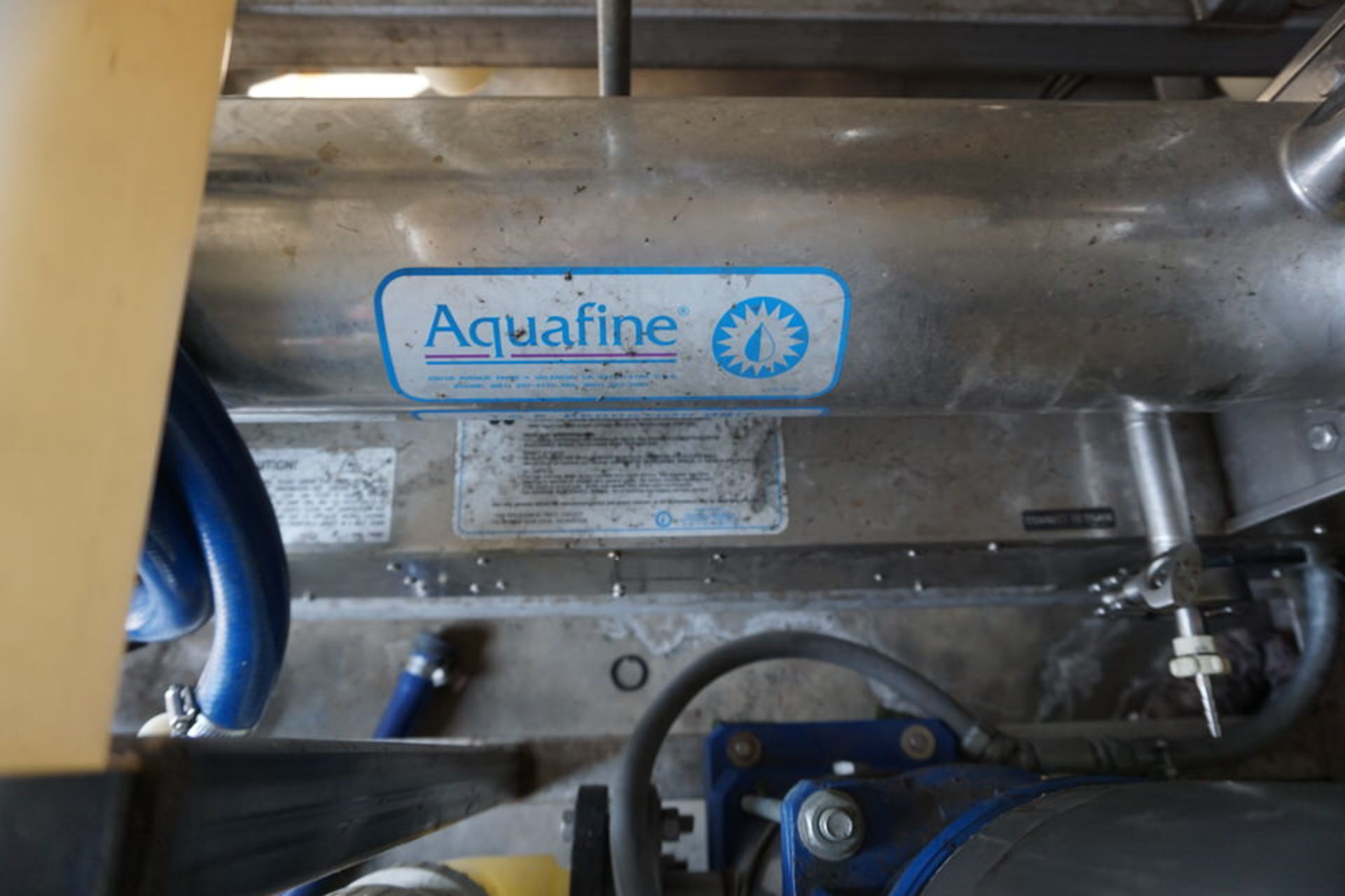 H20 SOLUTIONS INC DI WATER PLANT W/ THORNTON 200CR CONTROL - Image 3 of 12