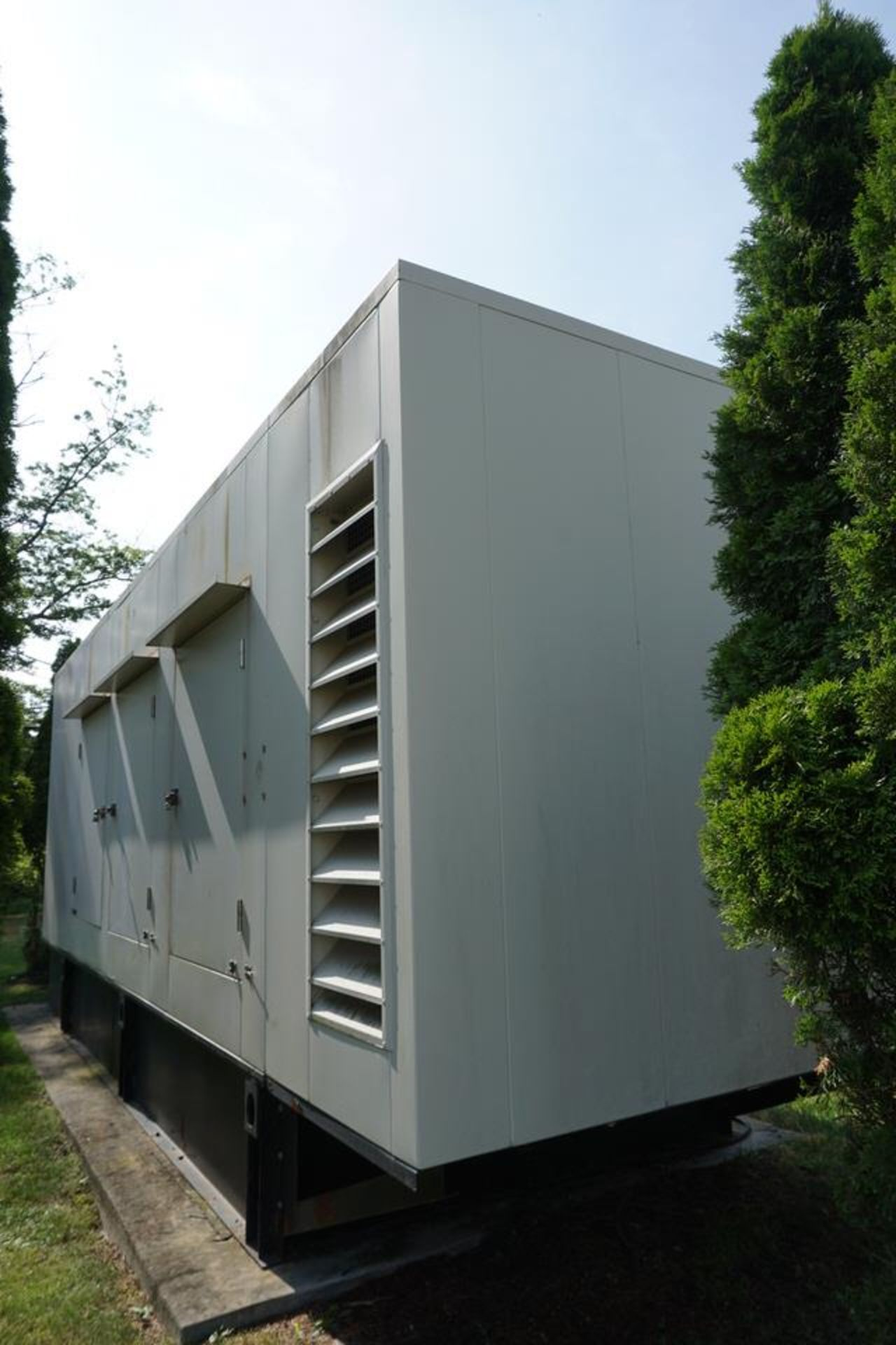 2007 CATERPILLAR BACK UP GENERATOR, ENGINE MODEL: C32 W/ EMCP3.3 CONTROL, 173.9 HOURS, 1250 KVA - Image 3 of 25
