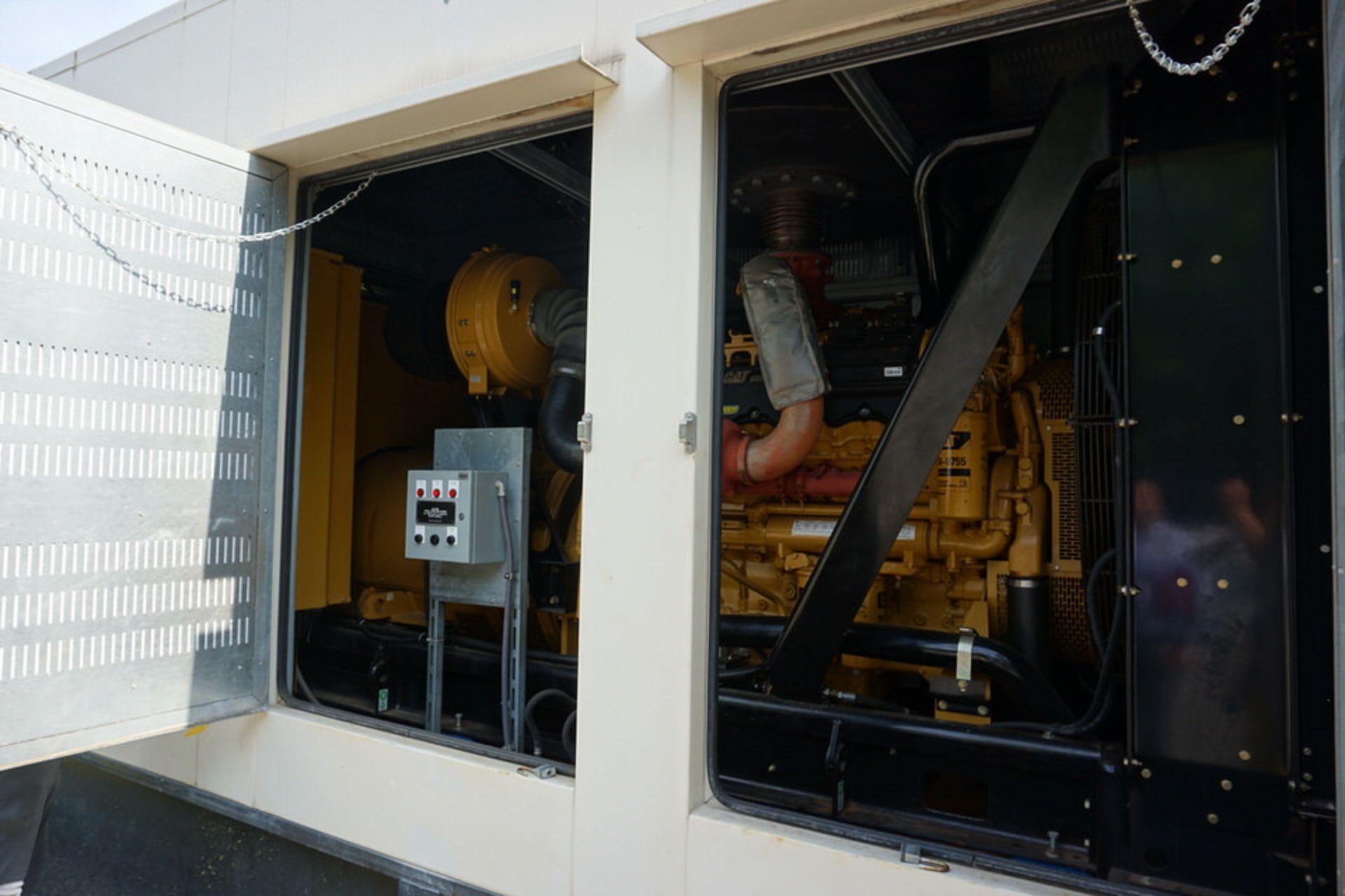 2007 CATERPILLAR BACK UP GENERATOR, ENGINE MODEL: C32 W/ EMCP3.3 CONTROL, 173.9 HOURS, 1250 KVA - Image 22 of 25