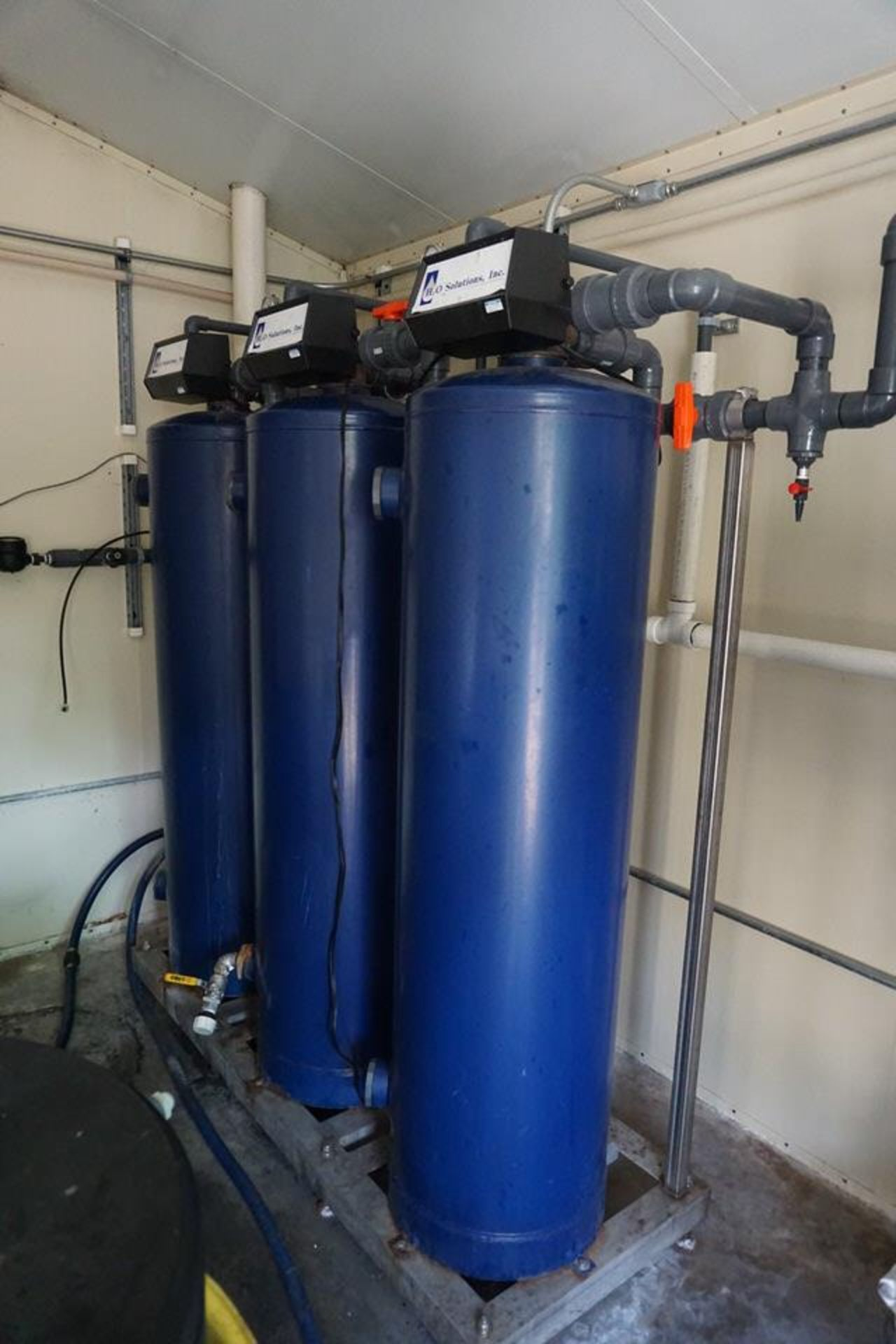 H20 SOLUTIONS INC DI WATER PLANT W/ THORNTON 200CR CONTROL - Image 9 of 12