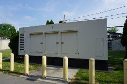 2007 CATERPILLAR BACK UP GENERATOR, ENGINE MODEL: C32 W/ EMCP3.3 CONTROL, 173.9 HOURS, 1250 KVA