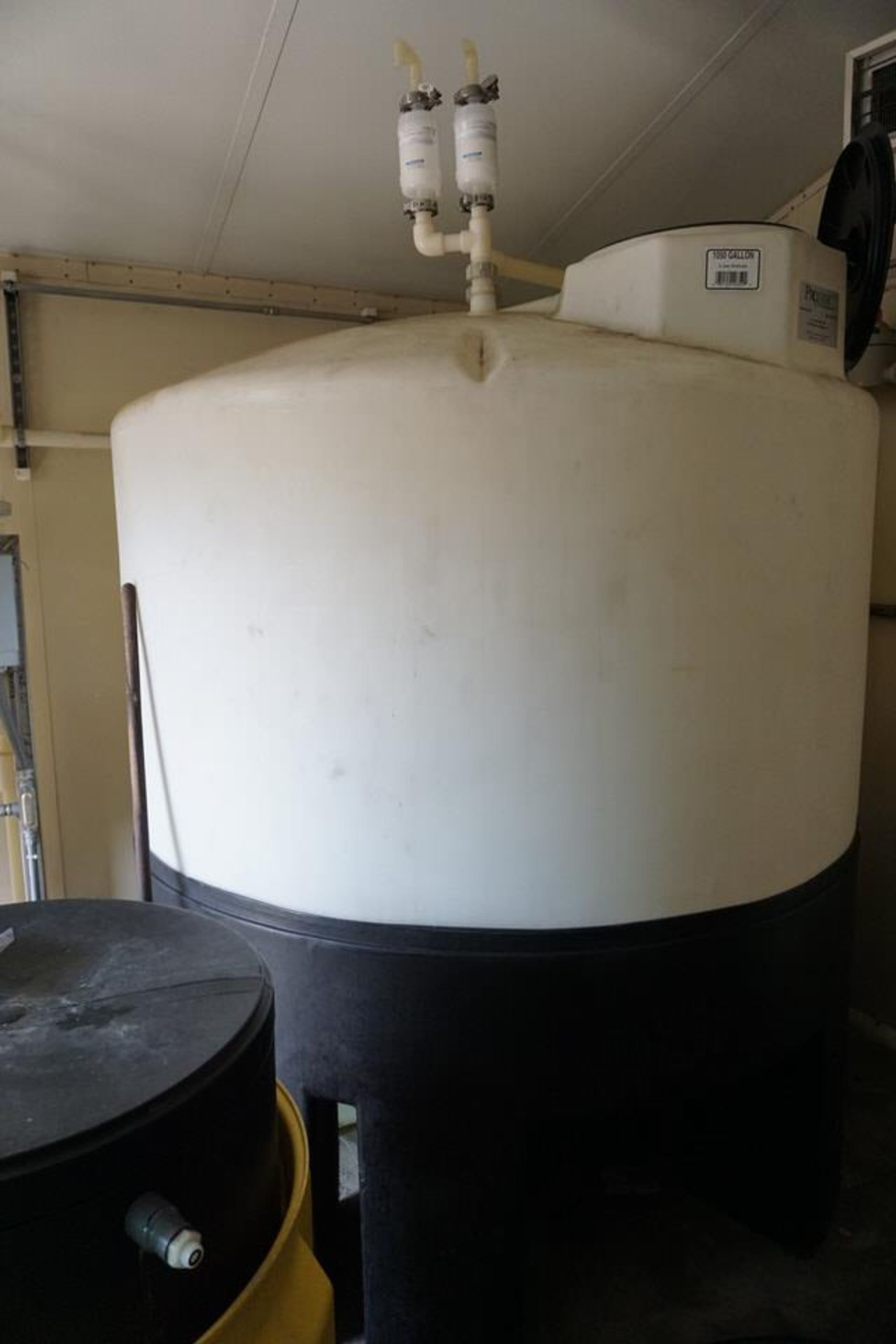 H20 SOLUTIONS INC DI WATER PLANT W/ THORNTON 200CR CONTROL - Image 8 of 12