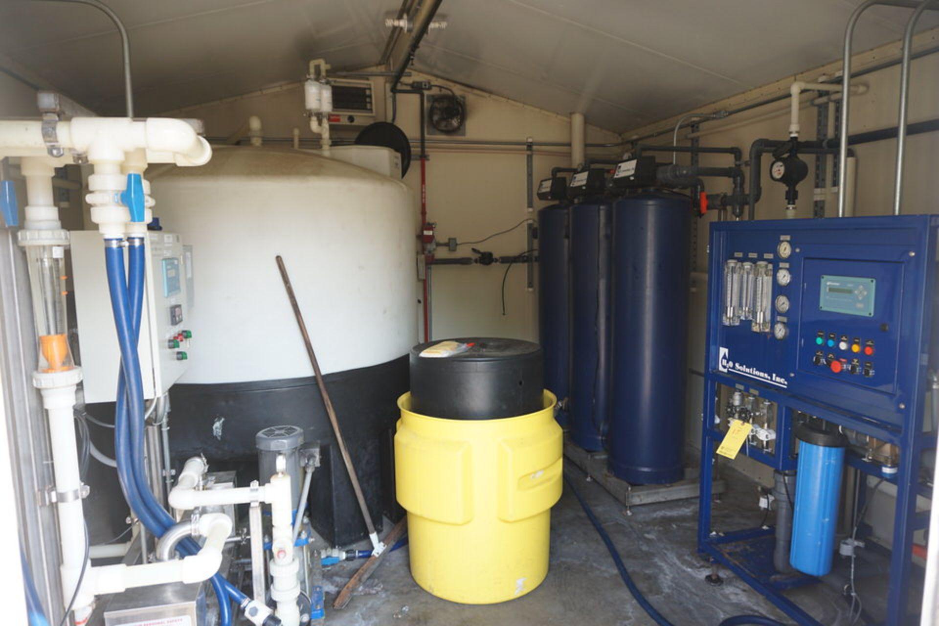 H20 SOLUTIONS INC DI WATER PLANT W/ THORNTON 200CR CONTROL