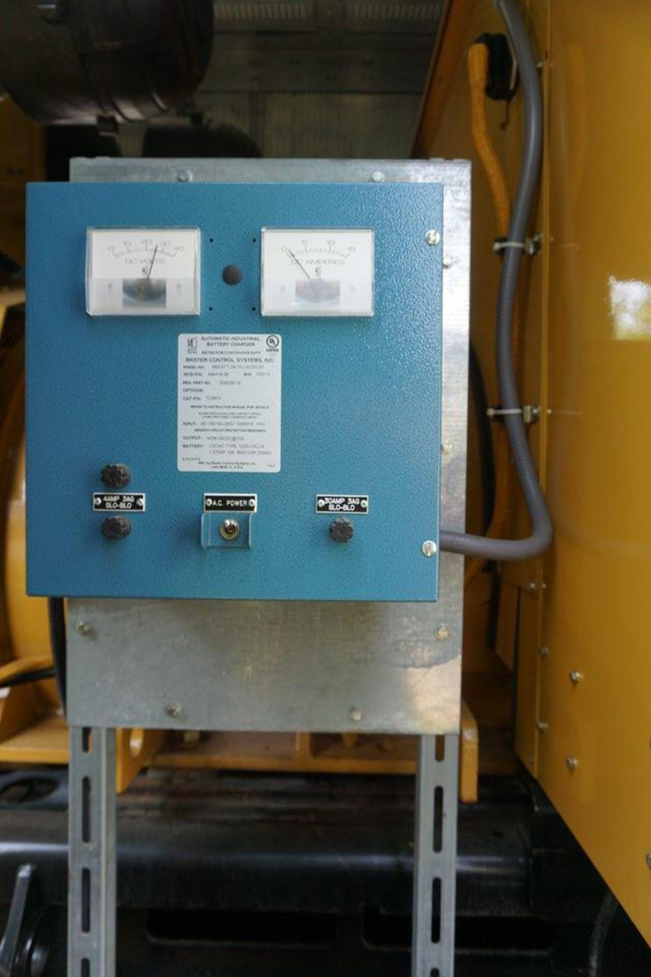2007 CATERPILLAR BACK UP GENERATOR, ENGINE MODEL: C32 W/ EMCP3.3 CONTROL, 173.9 HOURS, 1250 KVA - Image 12 of 25