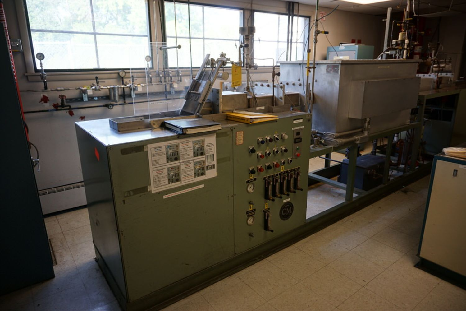 RESEARCH LAB FACILITY AUCTION