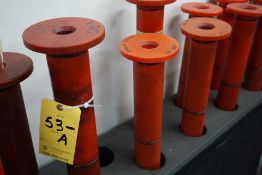(14) ASSORT SIZE SPINDLE LINERS