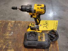 "Dewalt DCD791 1/2"" Cordless Drill 20V Max, 2AH"