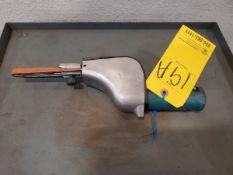 "Dynabrade 1/4"" Air Belt Sander"