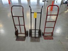 (3) 2-Wheel Dollies
