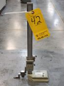"Mitutoyo 12"" Digital Height Gage"