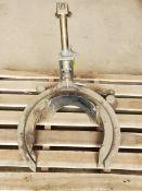 """Mathey Dearman Pipe Cutting & Beveling Machine 12""""-18"""""""