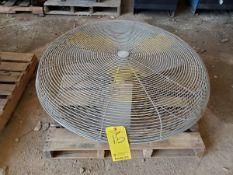 "36"" Oscillating Wall-Mounted Fan"