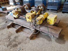 Webb S122-PWR Welding Turn Roll