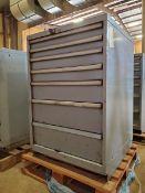 Lista 7-Drawer Modular Cabinet