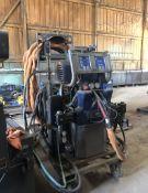 Reactor H-XP3 Plural Component Proportioner, 2020 Rebuild, Never Used After Rebuild