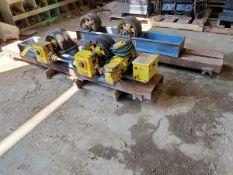 Webb S122-IDL Welding Turn Roll