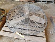 """Schaefer 36"""" Oscillating Wall-Mounted Fan"""