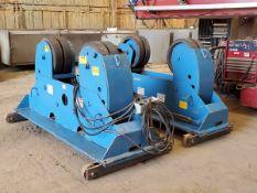 Pandjiris MM-30 Welding Turn Rolls