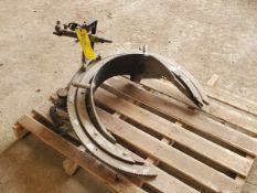 """Mathey Dearman Pipe Cutting & Beveling Machine 18""""-20"""""""