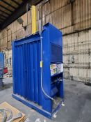 Baler Trash Compactor 3PH, 460V; W/ Baler Wire