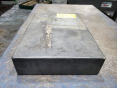 "Granite Surface Plate 18"" x 12"" x 3"""