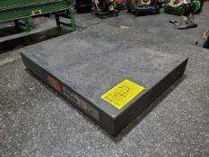 "Mojave Granite Surface Plate 24"" x 18"" x 3"""