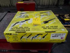 2015 Profax Mig Gun W/ Wire Conduit & Nozzles