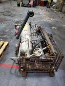 Coolant System Parts (Parts Only) W/ Filter Pot, 150psi, 250F, W/ AMT Pump