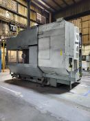 DMU100P Duo Block 5-Axis CNC 69KVA, 125A, 400V, 60HZ, 91,070Hrs, W/ DMG Controller (Set Up For