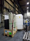Reverse Osmosis Water Treatment System W/ Watts Controller, 300psi; W/ 500gal Water Tank; W/ Davey
